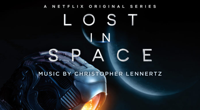 locandina - lost in space una famiglia nello spazio