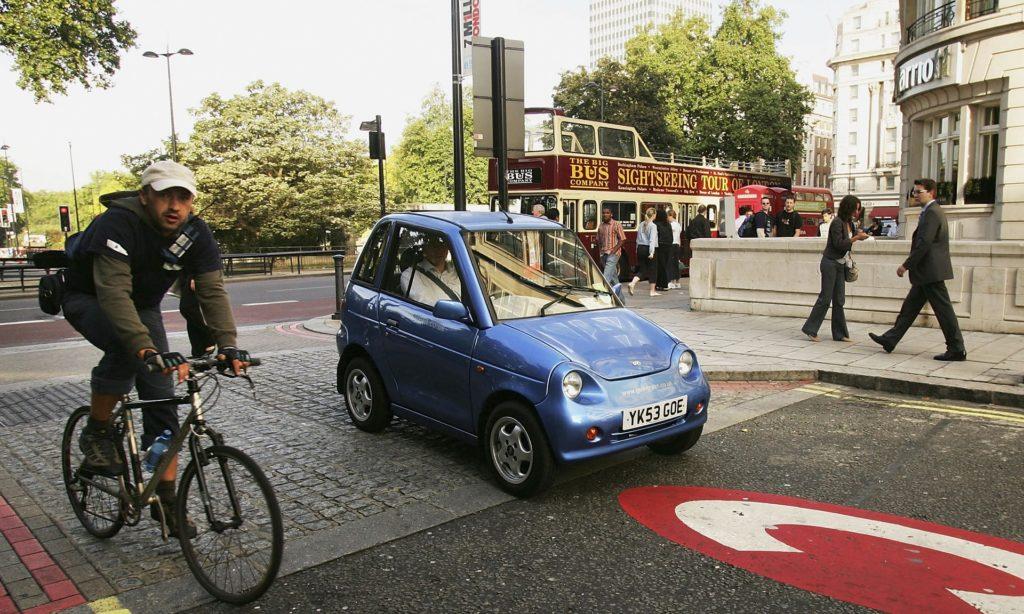 Auto Elettriche Ibride Londra
