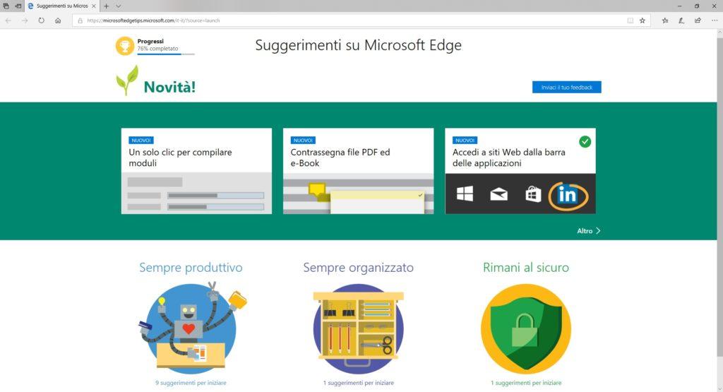 Windows 10 1803 April Update