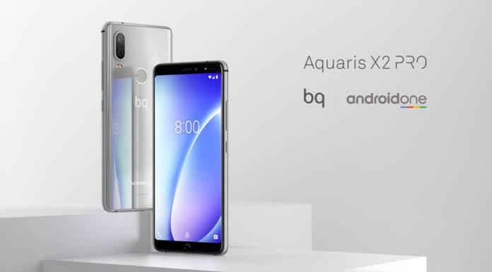 Aquaris X2 X2 Pro Android One