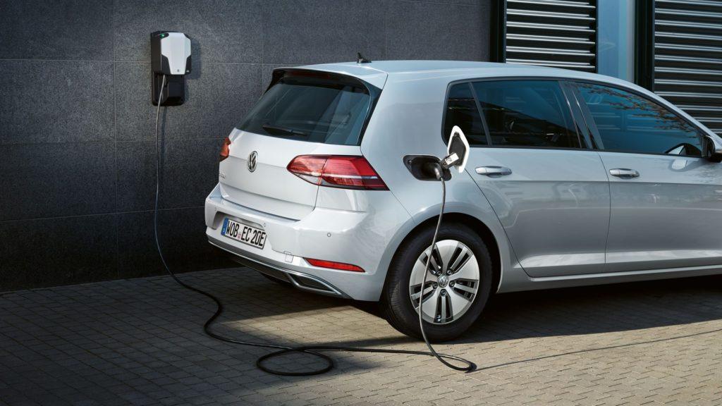 Volkswagen e-golf Auto elettrica