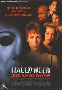 Halloween 20 anni dopo Michael Myers