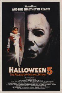 Halloween 5 Michael Myers
