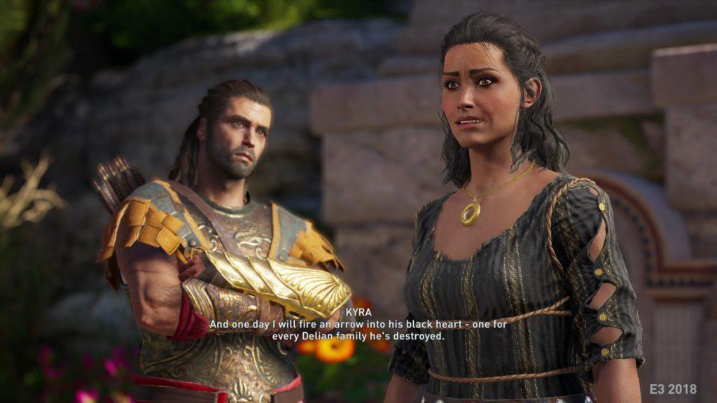 Ubisoft Assassin's Creed Odyssey E3 2018