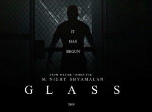 Poster di Glass