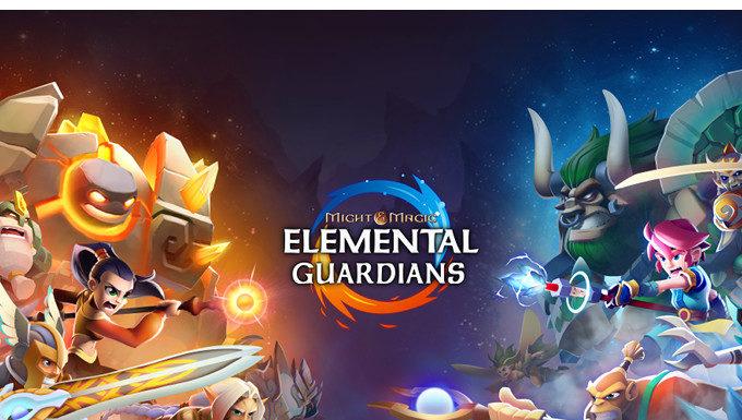 Ubisoft Might & Magic Elemental Guardians