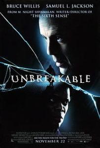Umbreakable locandina