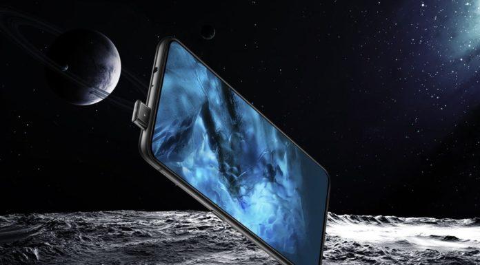 Smartphone Android Vivo NEX
