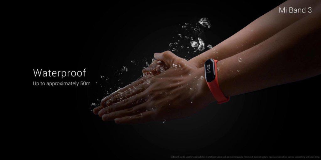 Xioami Mi Band 3 Waterproof