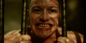 Kevin Wendell Crumb (James McAvoy)