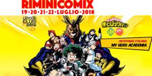 Rimini Comix 2018