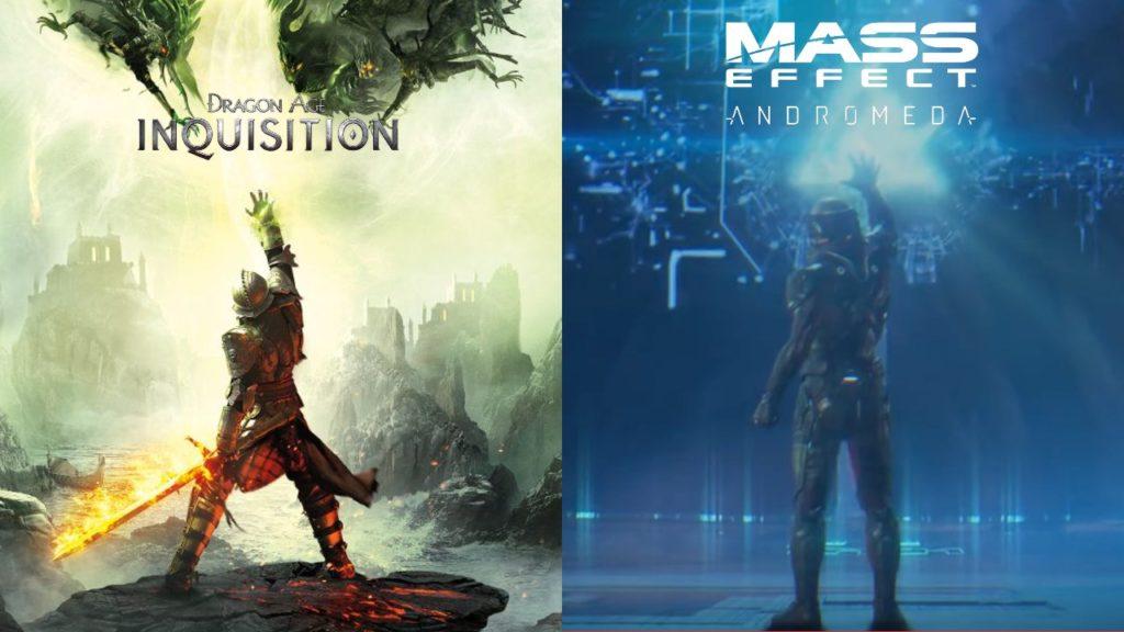 Playstation Store EA Bioware Bundle
