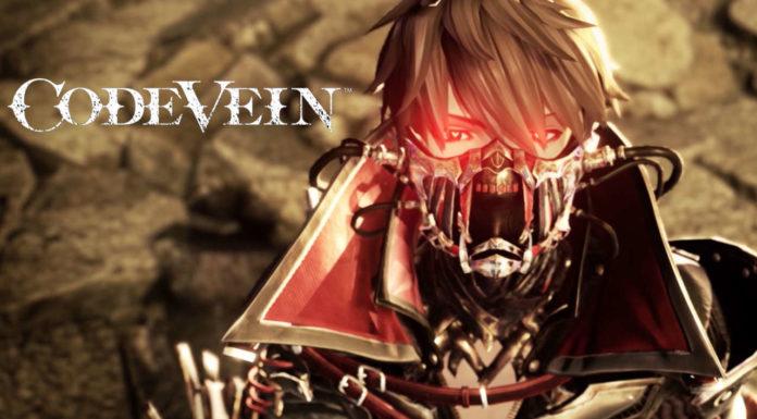 Code Vein Demo
