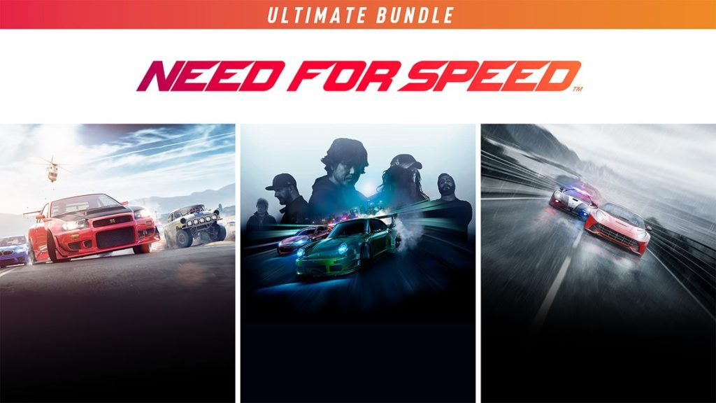 Playstation Store EA Need For Speed Ultimate Bundle