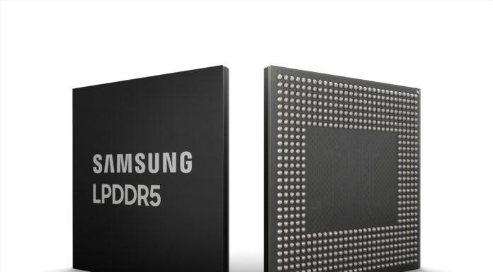 Samsung LPDDR5