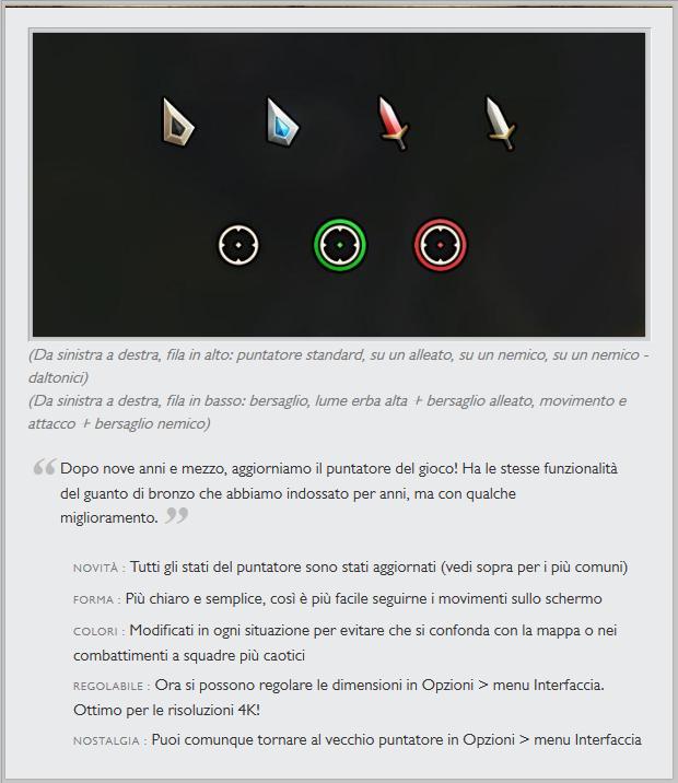 League of Legends Patch 8.14 Puntatore