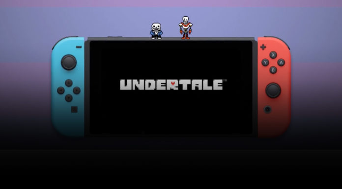Undertale Switch