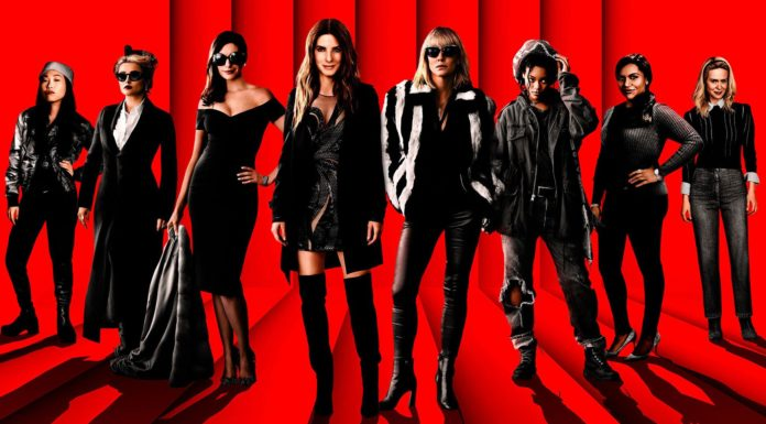 Ocean's eight product placement