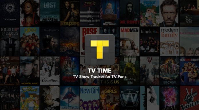 Tv Time applicazione