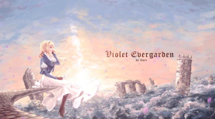 Violet Evergarden - 004