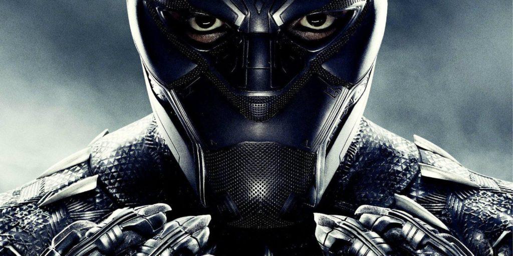 Black panther copertina