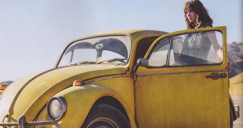 bumblebee, uscita DVD Blu-ray del film