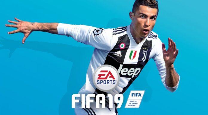 Fifa 19 Copertina Ronaldo Juve