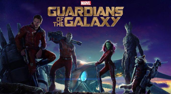 Guardiani della Galassia Gunn vs Knight
