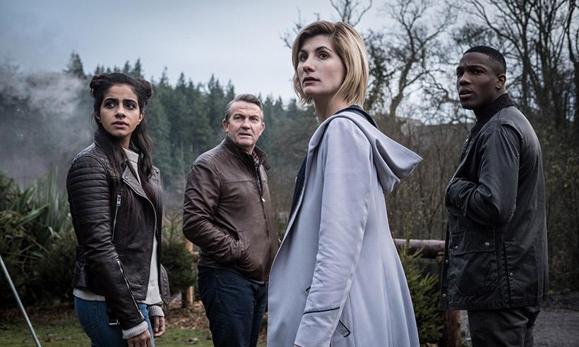 Doctor Who - stagione 11 - il dottore e i suoi companions