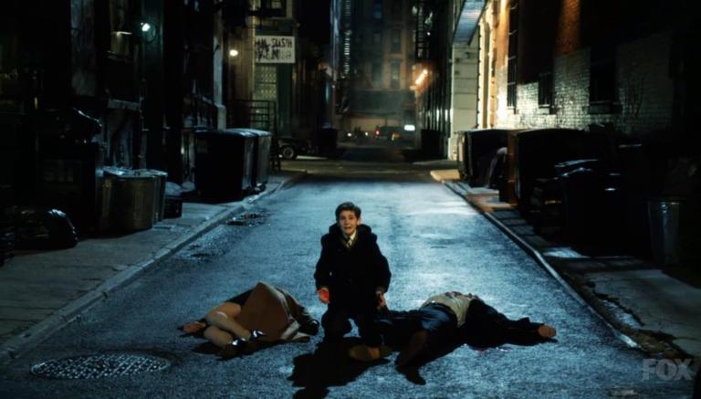 Gotham, vedremo il costume di Batman