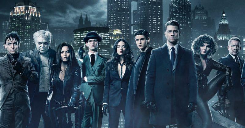 Gotham 5 - Cast
