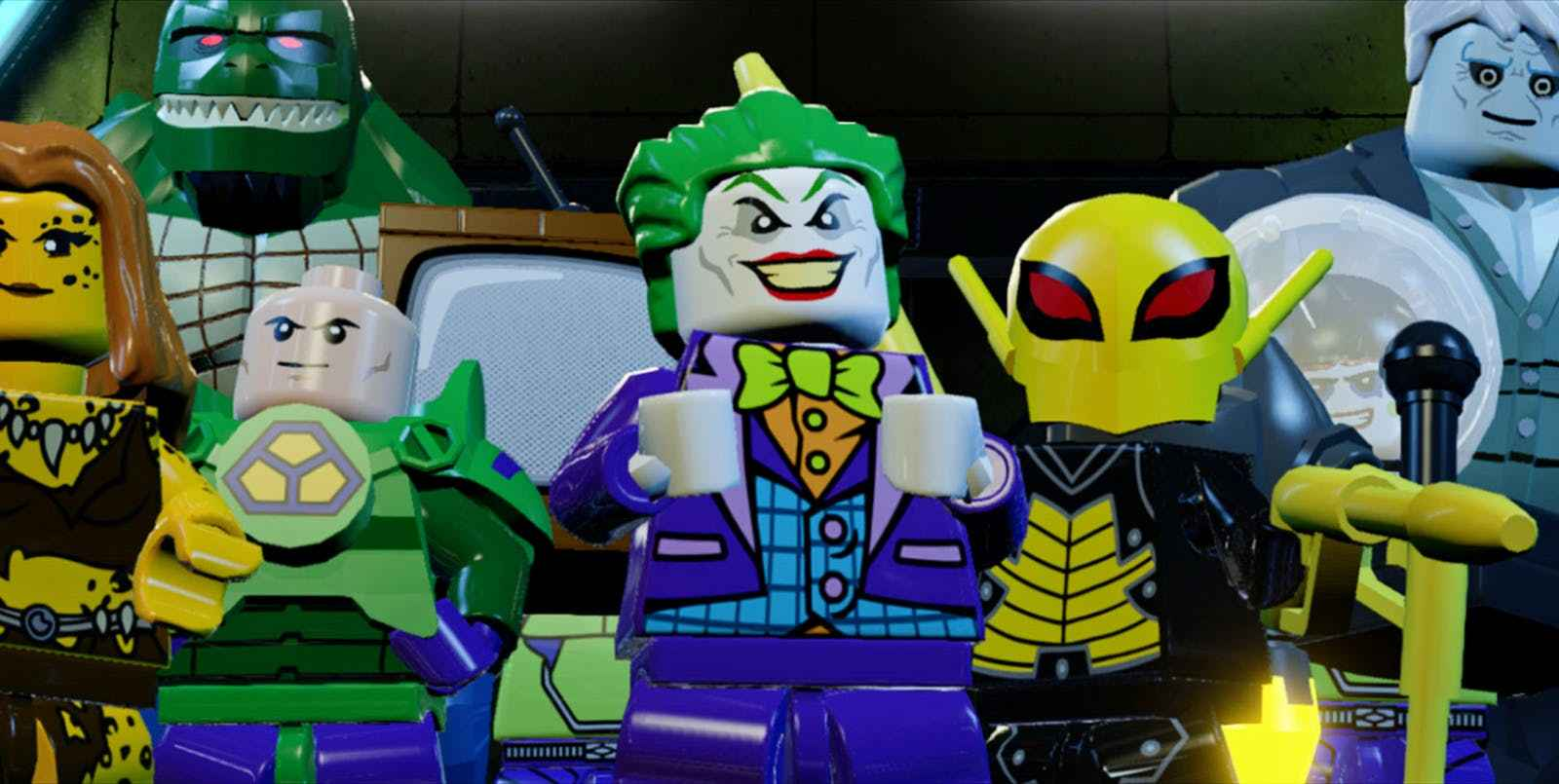 LEGO DC Super-Villains TT Games