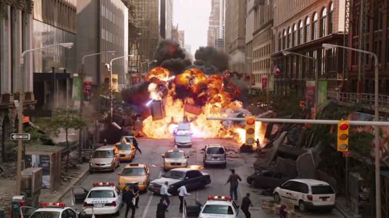 Marvel Avengers - New York