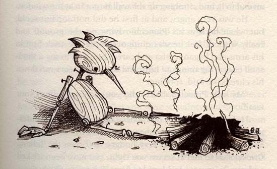 Pinocchio by Guillermo Del Toro