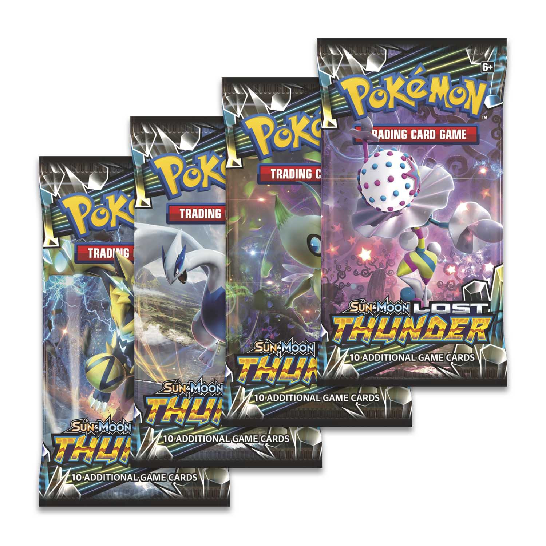 Pokémon TCG Lost Thunder