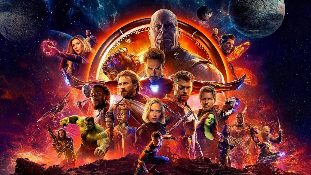 Avengers: Infinity War - In uscita il 2 gennaio 2019 - programmazione Sky