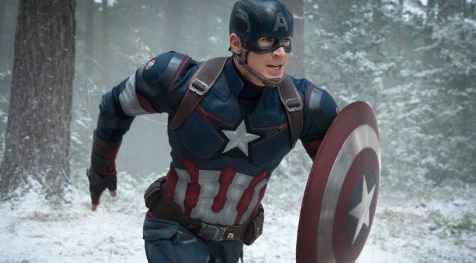 Captain America - Avengers: Age Of Ultron