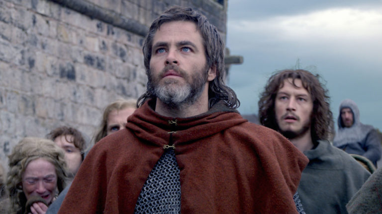 Netflix, Outlaw King – Il Re Fuorilegge: di David Mackenzie con Chris Pine