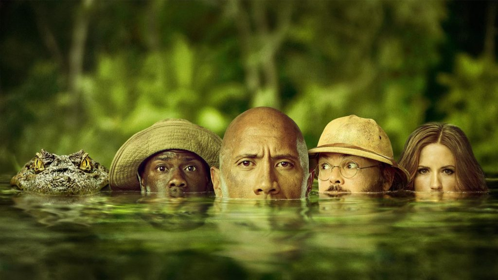 Sony Jumanji: Welcome to the Jungle