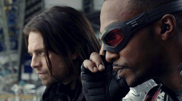 Falcon e Winter Soldier in azione