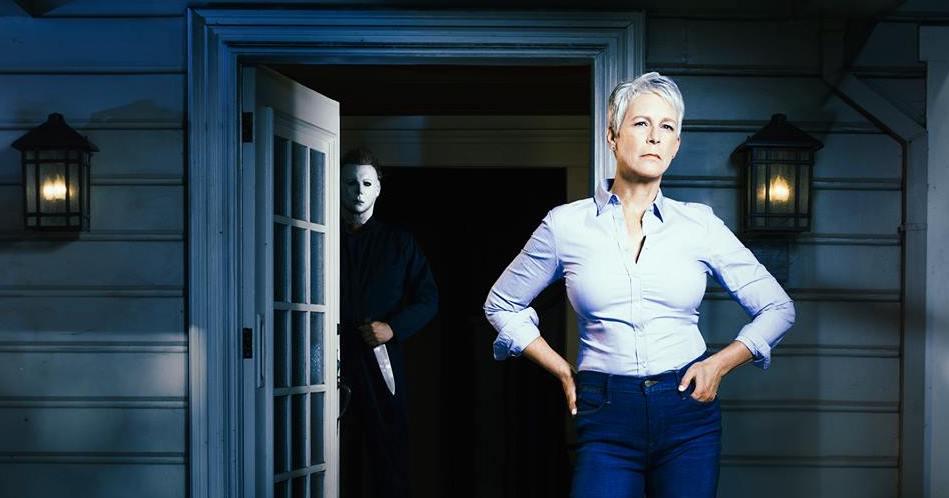 Halloween - Jamie Lee Curtis