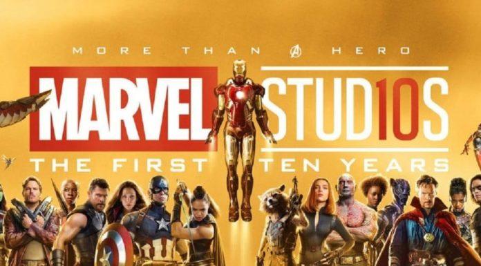 Marvel Studios - Logo 10 anni