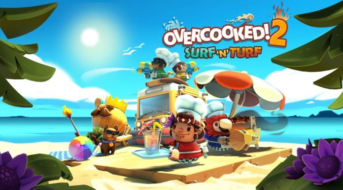 Overcooked 2 Surf n' Turf