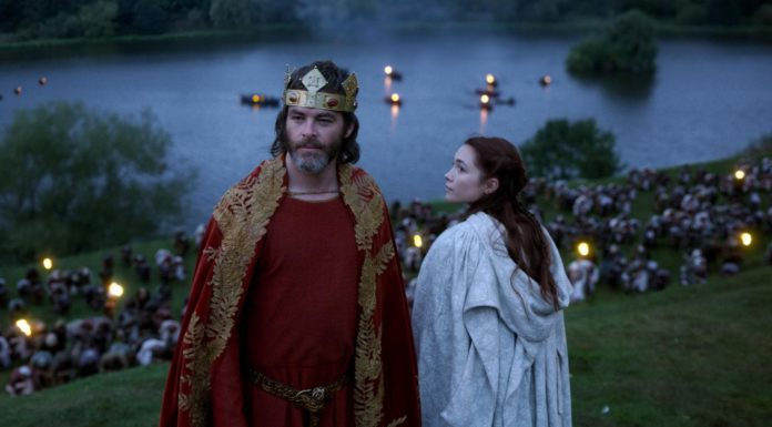 Netflix, Outlaw King – Il Re Fuorilegge