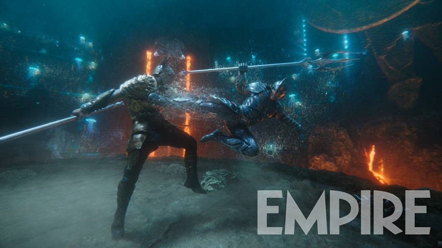 Empire - Jason Momoa in Aquaman