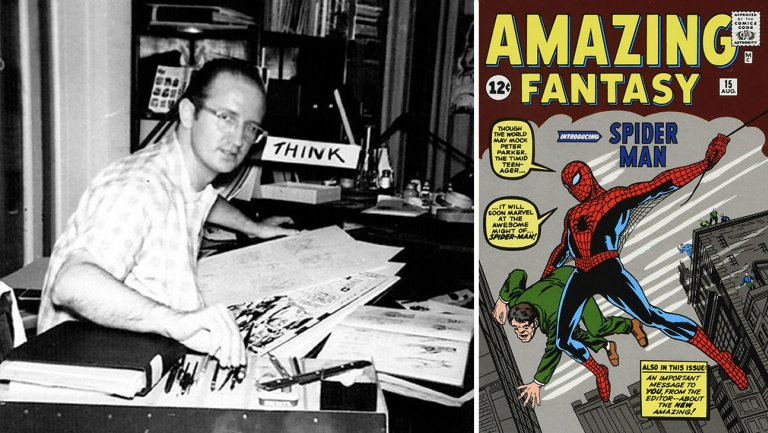Stan Lee - fumetto