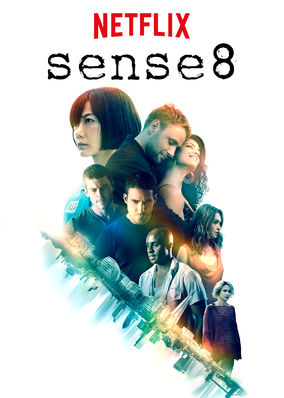 Netflix - sense8 poster serie tv