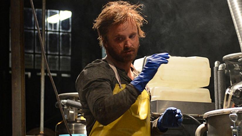 Breaking Bad: Aaron Paul è Jesse Pinkman