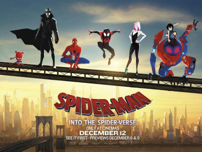 Spider-Man: Un Nuovo Universo, tutti i protagonisti dello Spider-Verso insieme a Miles Morales