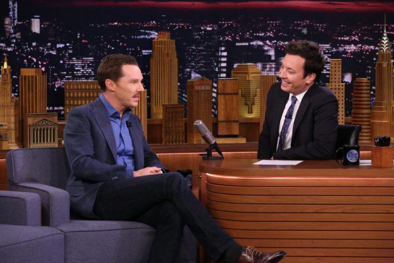 Benedict Cumberbatch in Avengers: Infinity War della Marvel